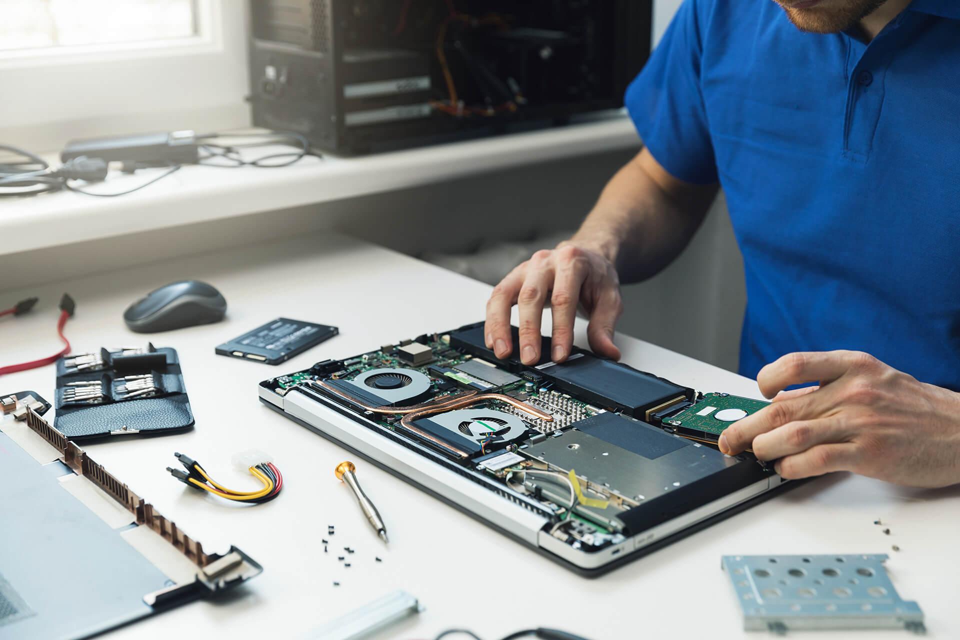 Dịch Vụ Sửa Laptop Tận Nơi Quận 4 Giá Rẻ