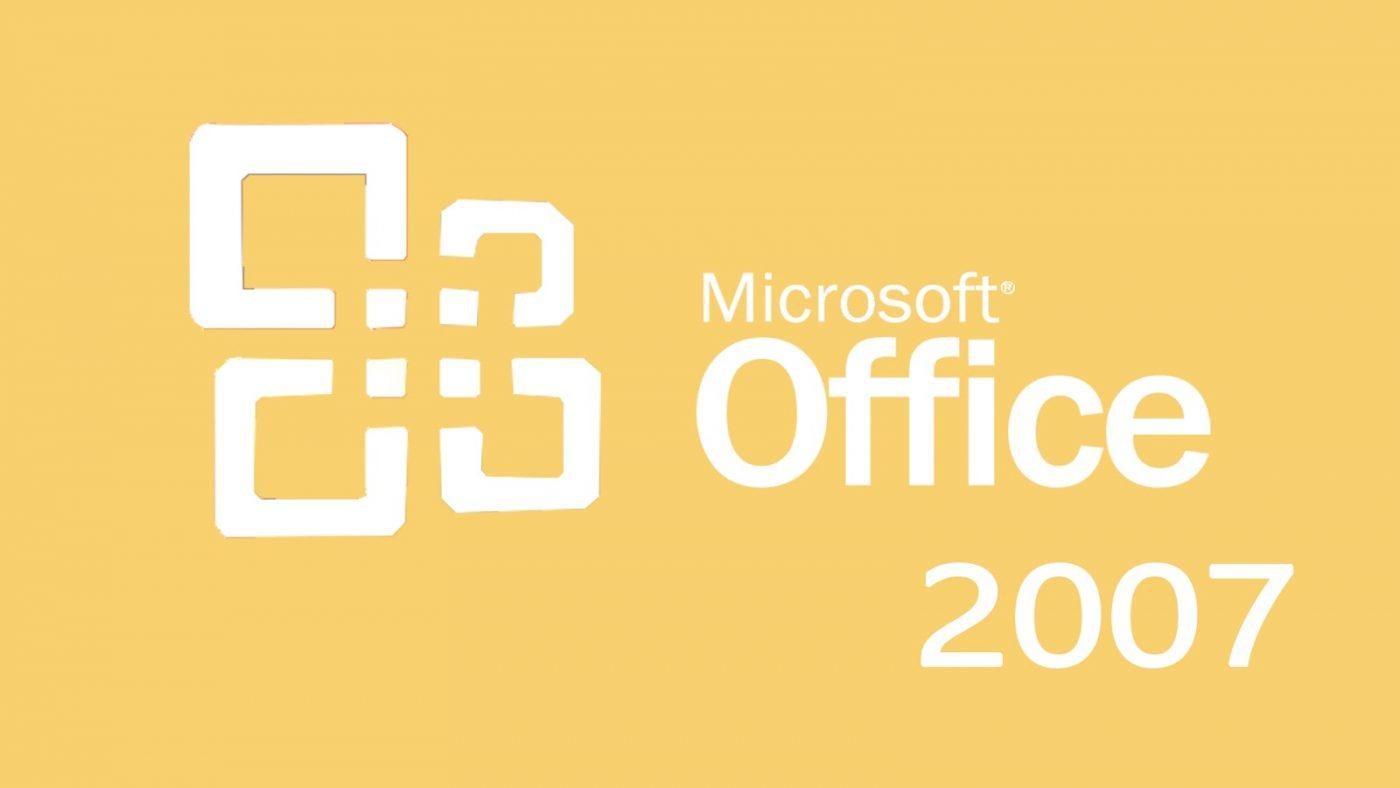 office 2007 full